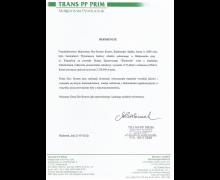TRANS PP PRIM