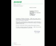 HAVO Sp. z o.o., Białystok