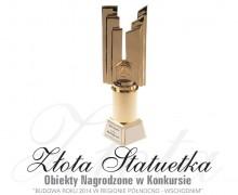 bagnówka - nagroda
